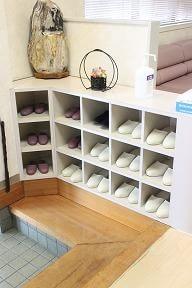 江南駅(愛知県) 出口車10分 富田歯科医院の院内写真2