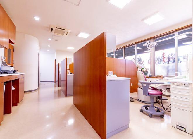 谷塚駅 東口徒歩1分 森谷歯科医院写真6