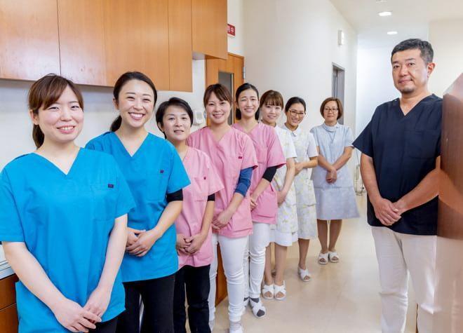 森谷歯科医院のスタッフ写真