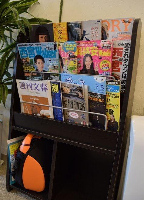 西宮駅(JR) 北口徒歩 12分 よしざきファミリー歯科の院内写真3