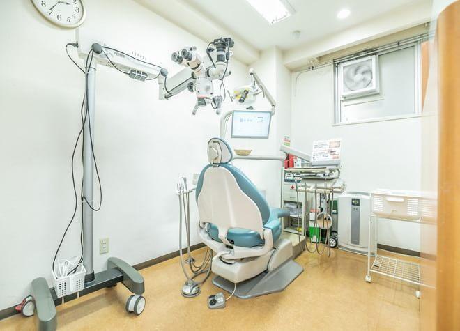 自由が丘駅 南口徒歩 1分 医療法人社団仁愛会歯科 自由が丘クリニックの治療台写真3