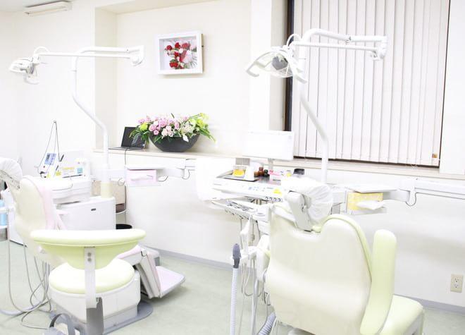 阿佐ヶ谷駅 北口徒歩 5分 川本歯科クリニックの治療台写真2