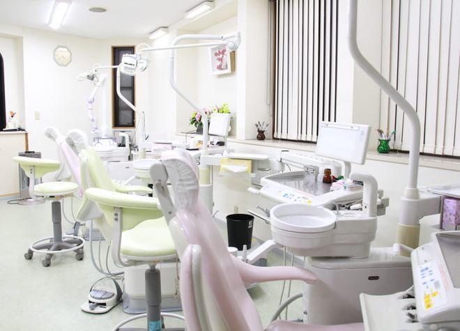 阿佐ヶ谷駅 北口徒歩 5分 川本歯科クリニックの治療台写真3
