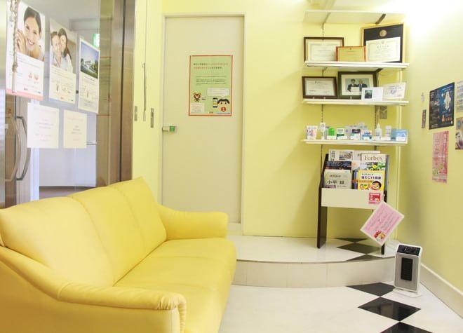 ナムラ御殿山ガーデン歯科の写真5