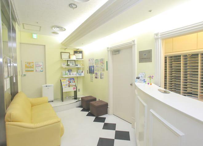 品川駅 無料シャトルバス 2分 ナムラ御殿山ガーデン歯科の院内写真6