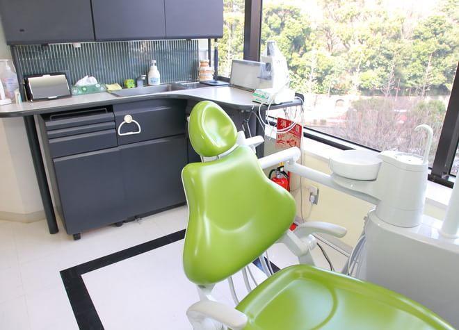 品川駅 無料シャトルバス 2分 ナムラ御殿山ガーデン歯科の治療台写真4