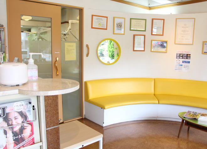 唐人町駅 1番出口徒歩 2分 まるめ歯科クリニックの院内写真3