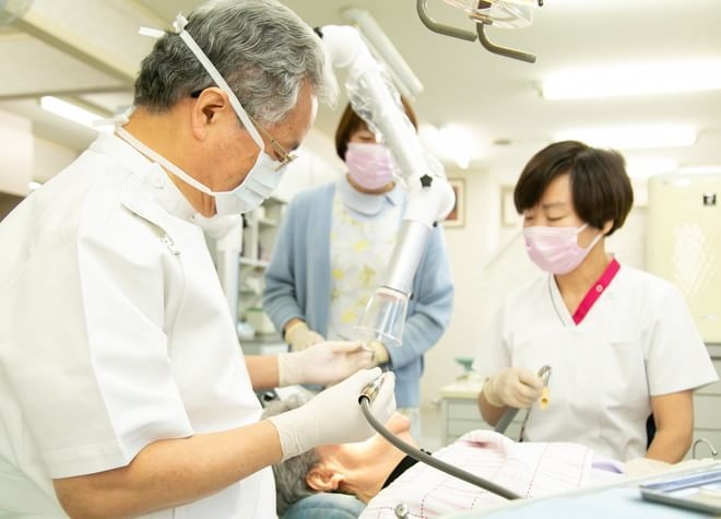 香里園駅 車10分 江頭歯科医院の写真1