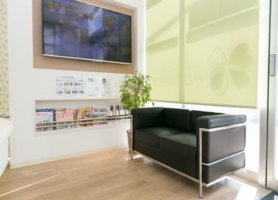中山駅(神奈川県) 南口徒歩 3分 みどり中山デンタルクリニックの院内写真5