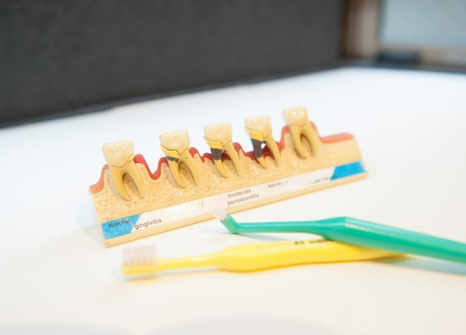 大和田駅(大阪府) 出口徒歩 1分 須沢歯科・矯正歯科の院内写真7