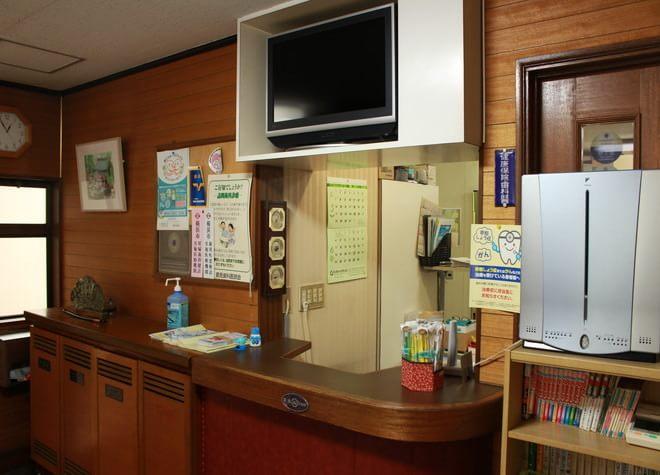 京急鶴見駅 西口徒歩4分 森田歯科医院の院内写真2