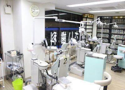 柿生駅 からのアクセス1.南口より徒歩18分 かさい歯科医院/神奈川県川崎市の院内写真3