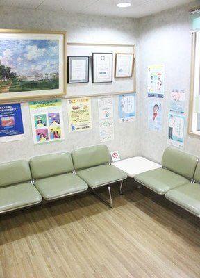 柿生駅 からのアクセス1.南口より徒歩18分 かさい歯科医院/神奈川県川崎市の院内写真5