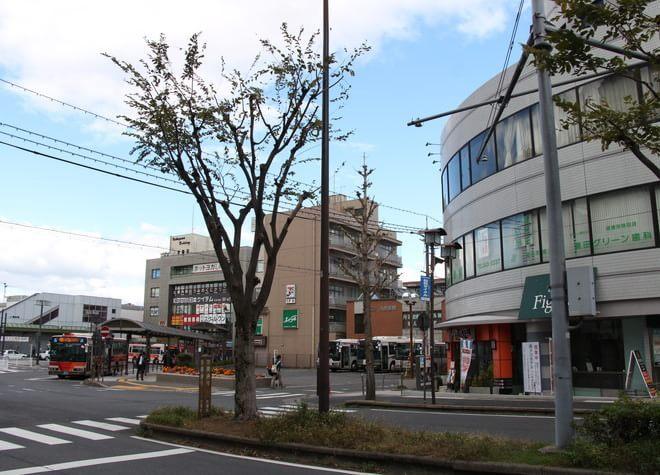 瀬田駅(滋賀県) 南口徒歩 1分 瀬田グリーン歯科の外観写真6