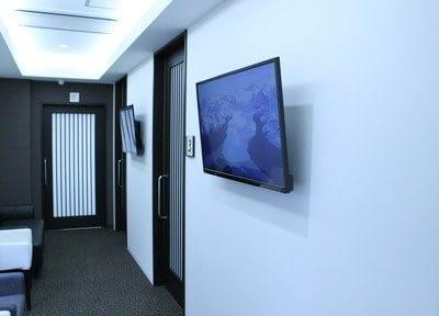 1.個室での診療!落ち着いた雰囲気で治療に臨みやすい