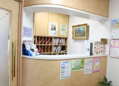 都島駅 4番出口徒歩 1分 はしもと歯科医院の院内写真2