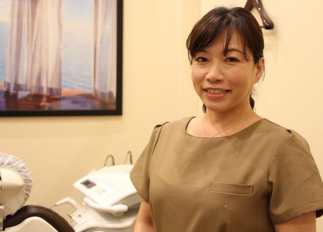 市川駅 南口徒歩 1分 ひだまり歯科クリニックのスタッフ写真3