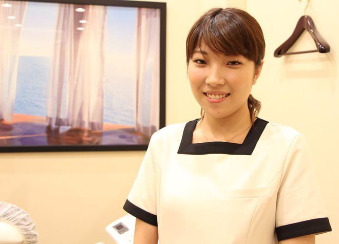 市川駅 南口徒歩 1分 ひだまり歯科クリニックのスタッフ写真4