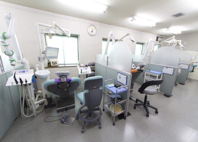 新田駅(宮城県) 出入口車 13分 ちば歯科クリニックの院内写真6