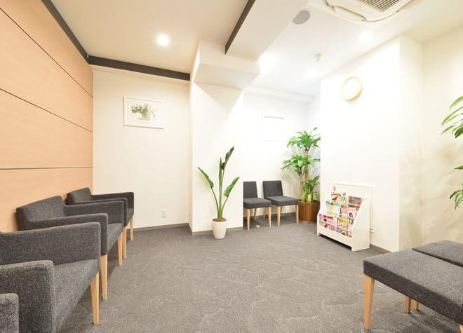 瑞江駅 北口徒歩 1分 瑞江駅前歯科の院内写真3