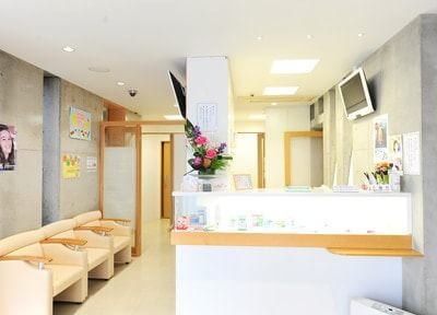 枚方市駅 北口バス6分 宮園歯科医院の院内写真4