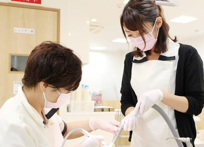 茅ヶ崎駅 南口車13分 湘南めぐみ歯科のスタッフ写真3