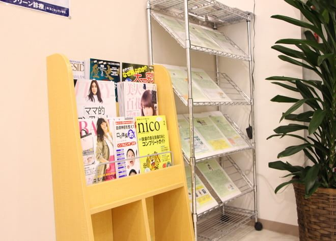 天満橋駅 出口徒歩 4分 おおはし歯科医院(大阪市中央区)の院内写真5