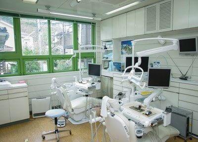 逸見駅 出口徒歩 1分 五十嵐歯科医院の院内写真5