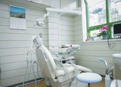 逸見駅 出口徒歩 1分 五十嵐歯科医院の院内写真4