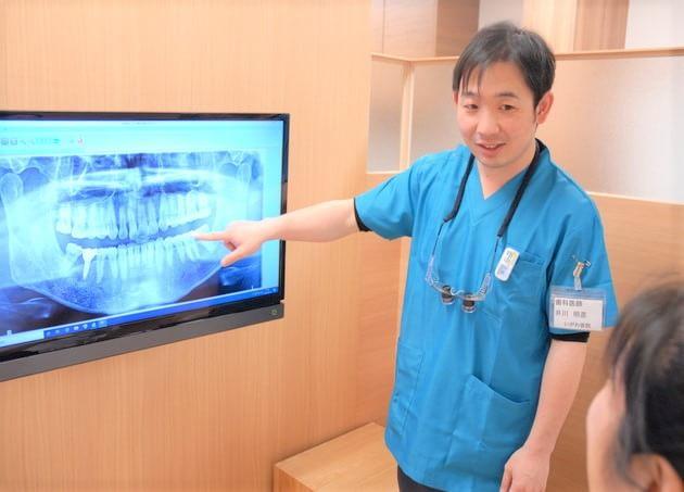 栗林公園北口駅 徒歩7分 いがわ医院 歯科の写真5