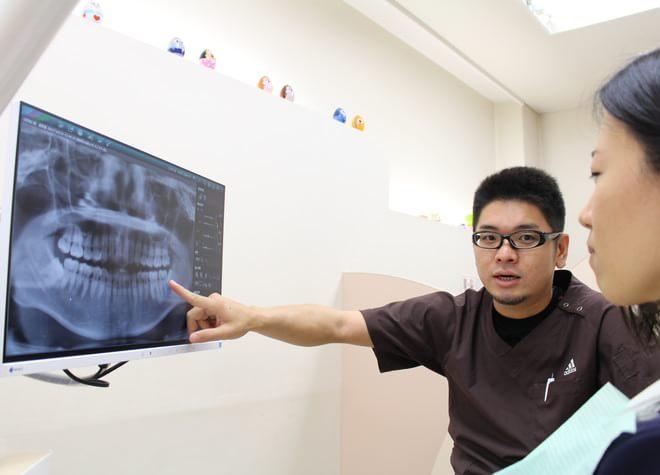 岩塚駅 2番出口車 5分 あらわい歯科のスタッフ写真2