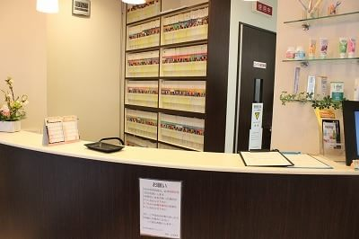 海老江駅 2番出口徒歩1分 野田阪神歯科クリニックの院内写真2