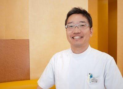 川島歯科医院の院長先生