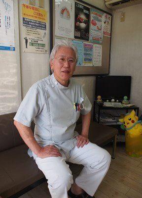 松戸駅 バス10分 みさと歯科クリニックのスタッフ写真2