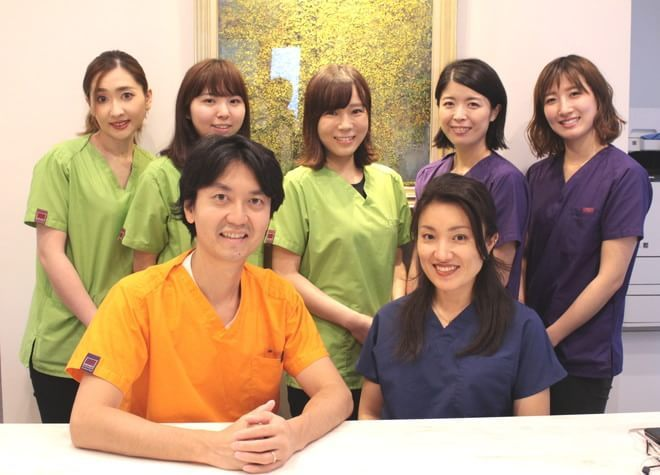 はまだ歯科医院の画像