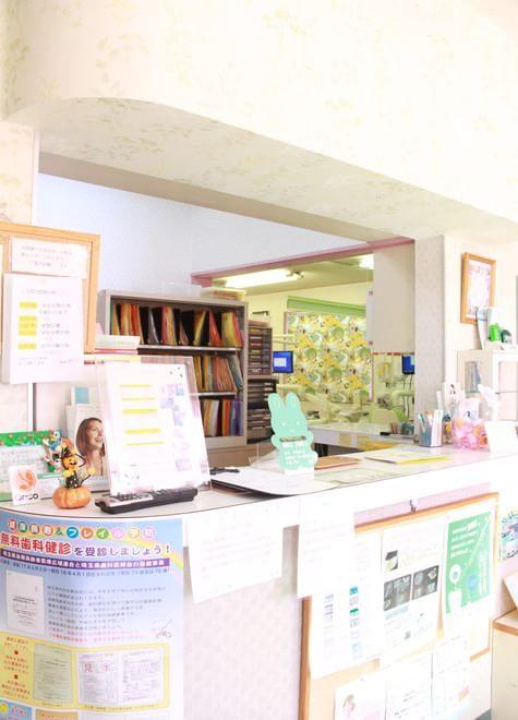 久喜駅 東口徒歩 15分 めぐみ歯科【久喜市吉羽】の院内写真4