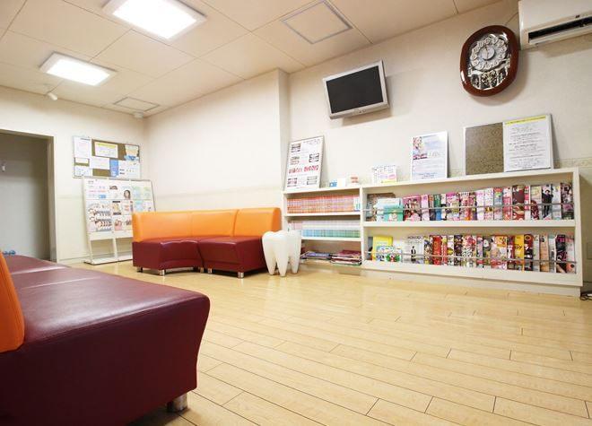 沼津駅 北口徒歩 1分 小野歯科医院の院内写真2