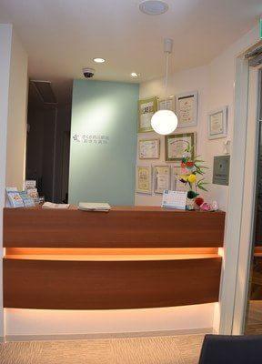 さくら夙川駅 出口徒歩 1分 さくら夙川駅前おきた歯科の院内写真7