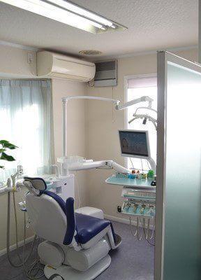上野毛駅 出口2徒歩3分 溝口歯科医院の院内写真2