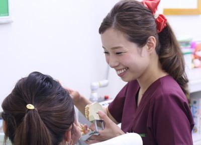 本所吾妻橋駅 A2徒歩 1分 むとう歯科のスタッフ写真5