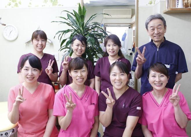 武生駅 出入り口車9分 山王歯科のスタッフ写真3