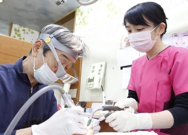 武生駅 出入り口車9分 山王歯科のスタッフ写真5