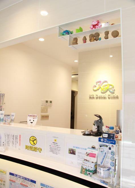 金沢文庫駅 出口徒歩 3分 KR Dental Clinic 金沢文庫の院内写真2