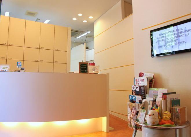 大崎駅 東口徒歩 4分 オーバルコート歯科室の院内写真5