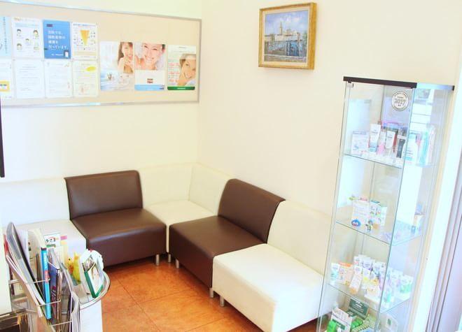 大崎駅 東口徒歩 4分 オーバルコート歯科室の院内写真6