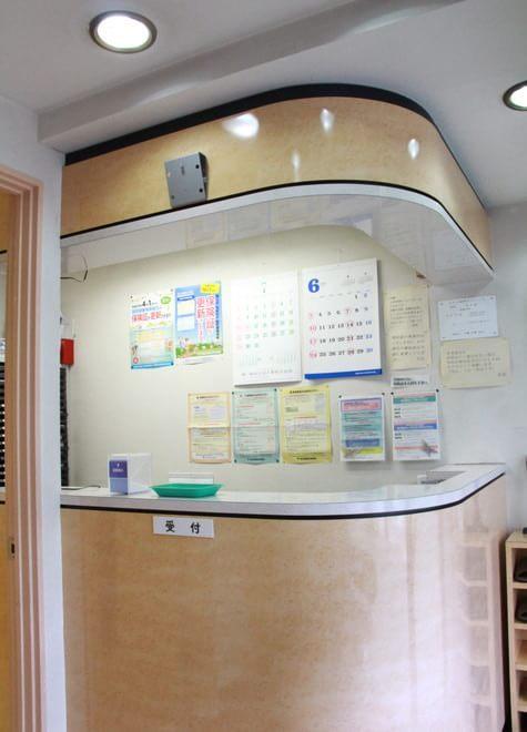 花小金井駅 南口徒歩 2分 とおる歯科クリニックの院内写真2