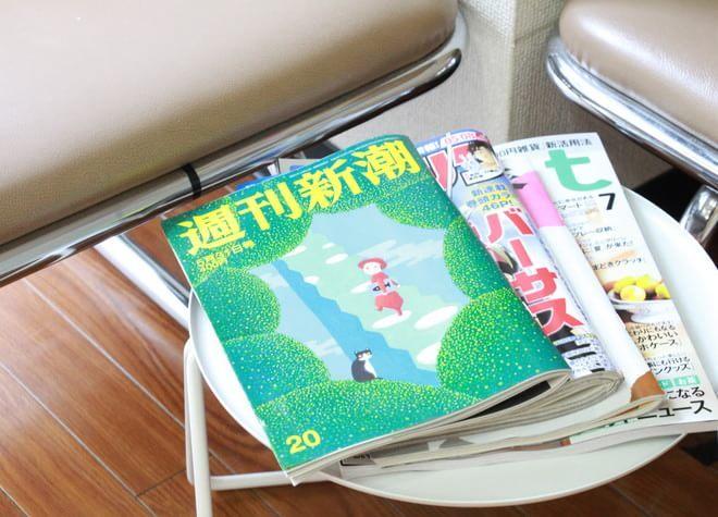 花小金井駅 南口徒歩 2分 とおる歯科クリニックの院内写真3