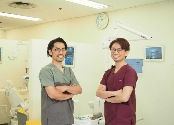 茅ケ崎駅北口 徒歩1分 茅ヶ崎ファースト歯科クリニック写真1