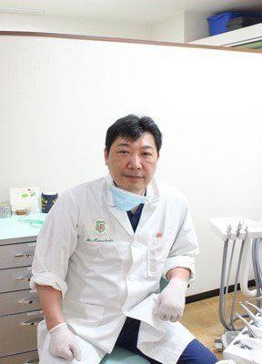 練馬駅 徒歩4分 川渕歯科クリニックのスタッフ写真2