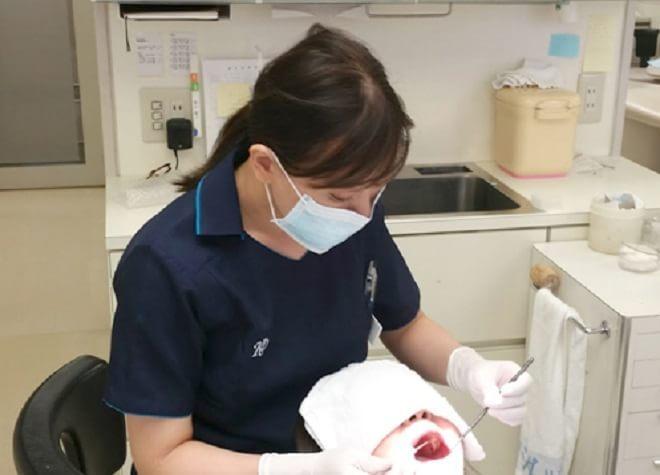 静岡駅 北口徒歩 10分 敬天堂歯科呉服町クリニックのスタッフ写真5